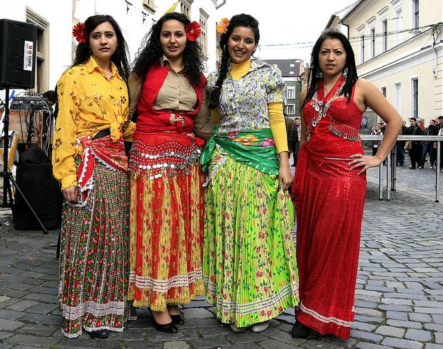 International roma day occasion to remember the past shape up the future and cherish the - Traditional style wedding romania ...