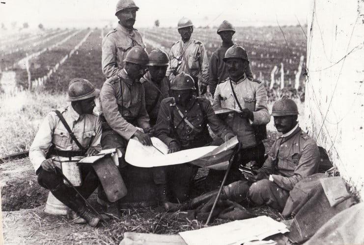 a analysis of romanias decision to enter first world war Discussion of propaganda from wwi, wwii, the vietnam war, the cold war, and  the gulf war  an analysis of propaganda from the past to the present   emotional reactions, which will eventually lead to a sudden urge to go to war   were not making the correct decisions quickly enough, so they flooded the  channels of.