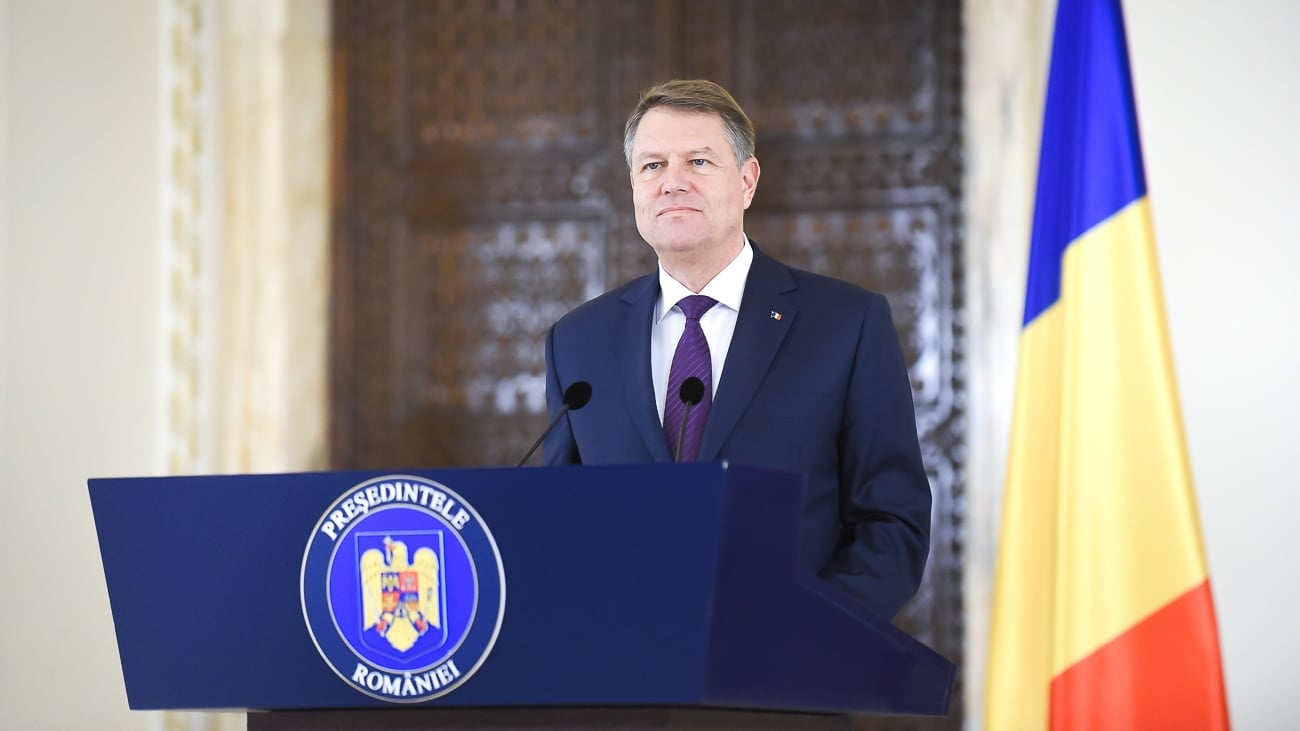 iohannis the allocation of 2 percent of the to