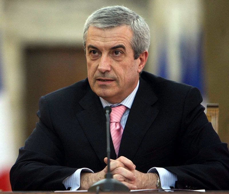 Calin Popescu Tariceanu: I reject certain publications' manipulations that  I would back Romexit - Nine O' Clock