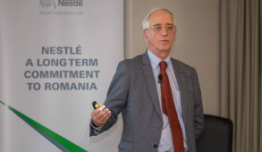 Herve de Froment - General Manager Nestle Romania