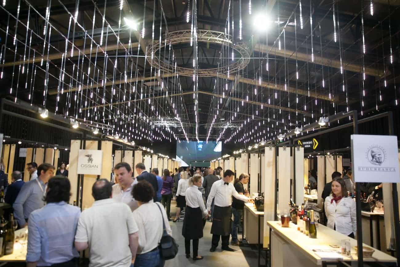 The Third Edition Of Ro Wine Opens Its Gates 350 Top